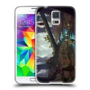 Official JOEL GRATTE ILLUSTRATION Funeral Soft Gel Case for Samsung Galaxy S5 / S5 Neo (C_AB_1E07F)