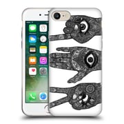 Official JOEL GRATTE BLACK AND WHITE Three Amigos Soft Gel Case for Apple iPhone 7 (C_1F9_1E076)