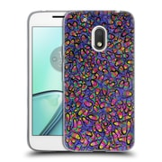 Official JOEL GRATTE COLOURS Rainbow Cone Soft Gel Case for Motorola Moto G4 Play (C_1FB_1E079)