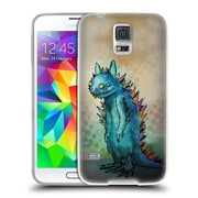 Official JOEL GRATTE ILLUSTRATION Thing Soft Gel Case for Samsung Galaxy S5 / S5 Neo (C_AB_1E085)