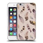 Official KRISTINA KVILIS FEATHERS Dream Soft Gel Case for Apple iPhone 6 Plus / 6s Plus (C_10_1DDFA)