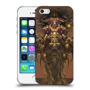 Official LA WILLIAMS FANTASY Medusa Soft Gel Case for Apple iPhone 5 / 5s / SE (C_D_1D584)