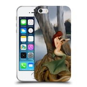 Official LA WILLIAMS FANTASY The Calling Mermaid Soft Gel Case for Apple iPhone 5 / 5s / SE (C_D_1D588)