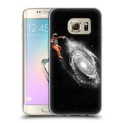 Official FLORENT BODART SPACE Art Soft Gel Case for Samsung Galaxy S7 edge (C_1BA_1AFD1)