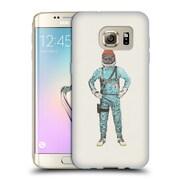 Official FLORENT BODART SPACE Zissou In Space Soft Gel Case for Samsung Galaxy S7 edge (C_1BA_1AFD5)