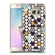 Official FLORENT BODART PATTERNS 2 Triangles Soft Gel Case for Samsung Galaxy S7 edge (C_1BA_1AFCC)