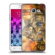 Official JOEL CHRISTOPHER PAYNE ENCHANTED PLACES Sweet Heart Manor Soft Gel Case for Samsung Galaxy Grand Prime (C_B5_1B3E2)