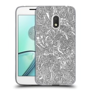 Official JOEL GRATTE BLACK AND WHITE Creative Thoughts Soft Gel Case for Motorola Moto G4 Play (C_1FB_1E06D)