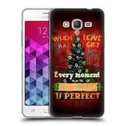 Official JOEL CHRISTOPHER PAYNE HOLIDAY SEASON Love Is A Gift Soft Gel Case for Samsung Galaxy Grand Prime (C_B5_1B3F0)