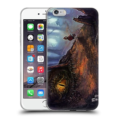 Official JOEL GRATTE ILLUSTRATION Forest Camouflage Soft Gel Case for Apple iPhone 6 Plus / 6s Plus (C_10_1E07E)