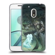 Official LA WILLIAMS FANTASY Fable Soft Gel Case for Motorola Moto G4 Play (C_1FB_1D57F)