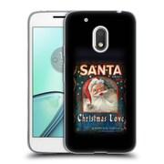Official JOEL CHRISTOPHER PAYNE HOLIDAY SEASON Santa Brand Soft Gel Case for Motorola Moto G4 Play (C_1FB_1B3F2)