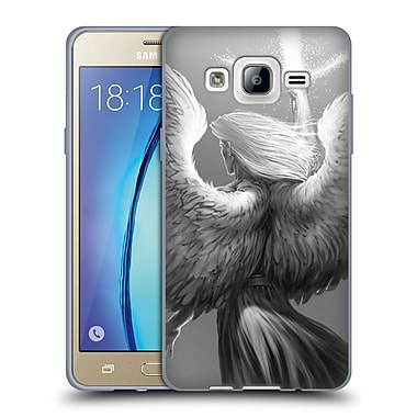 Official LA WILLIAMS ANGELS Angel Of Mons Soft Gel Case for Samsung Galaxy On5 (C_1B7_1D56B)