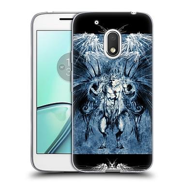 Official LA WILLIAMS FANTASY Fearful Symmetry Soft Gel Case for Motorola Moto G4 Play (C_1FB_1D580)
