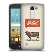 Official FLORENT BODART ANIMALS 2 Hello Soft Gel Case for LG K7 K330 / Tribute 5 (C_1BE_1AF91)