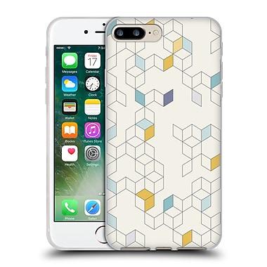 Official FLORENT BODART PATTERNS 2 Keziah Day Soft Gel Case for Apple iPhone 7 Plus (C_1FA_1AFC5)