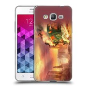 Official JOEL CHRISTOPHER PAYNE ENCHANTED PLACES Dead Line Soft Gel Case for Samsung Galaxy Grand Prime (C_B5_1B3EC)