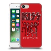 Official KISS ALBUMS Destroyer Soft Gel Case for Apple iPhone 7 (C_1F9_1D6B3)