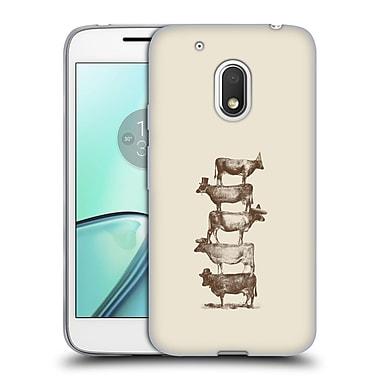 Official FLORENT BODART ANIMALS 2 Cow Cow Nuts Big Soft Gel Case for Motorola Moto G4 Play (C_1FB_1AF8C)