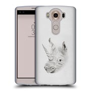 Official FLORENT BODART ANIMALS 2 Rhinoplasty Soft Gel Case for LG V10 (C_19A_1AF93)