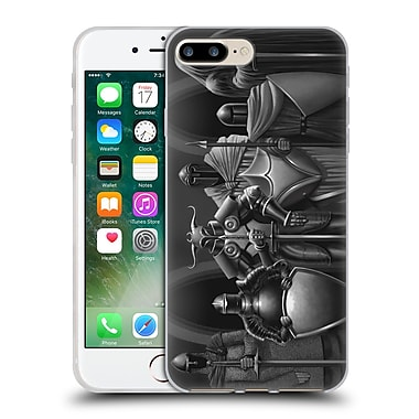 Official LA WILLIAMS KINGDOM Knights Soft Gel Case for Apple iPhone 7 Plus (C_1FA_1D591)