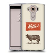 Official FLORENT BODART ANIMALS 2 Hello Soft Gel Case for LG V10 (C_19A_1AF91)