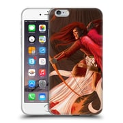 Official LA WILLIAMS FANTASY Uriel Destroys Hell Final Gamut Soft Gel Case for Apple iPhone 6 Plus / 6s Plus (C_10_1D58B)