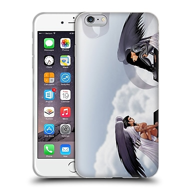 Official LA WILLIAMS ANGELS Aspects Of Gabriel Soft Gel Case for Apple iPhone 6 Plus / 6s Plus (C_10_1D56D)