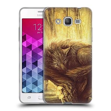 Official EXILEDEN CANINE Lingering Lights Soft Gel Case for Samsung Galaxy Grand Prime (C_B5_1C839)