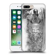 Official LA WILLIAMS KINGDOM Angelic Statue Soft Gel Case for Apple iPhone 7 Plus (C_1FA_1D58C)