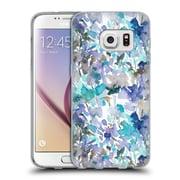 Official JACQUELINE MALDONADO PATTERNS Local Colour Mint Blue Soft Gel Case for Samsung Galaxy S7 (C_1B9_1BDF3)