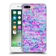 Official JACQUELINE MALDONADO PATTERNS Fervor Pink Turquoise Soft Gel Case for Apple iPhone 7 Plus (C_1FA_1BDED)