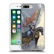 Official LA WILLIAMS KINGDOM Arthur Vertical Soft Gel Case for Apple iPhone 7 Plus (C_1FA_1D58E)