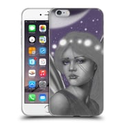 Official LA WILLIAMS FANTASY Midnight Fairy Soft Gel Case for Apple iPhone 6 Plus / 6s Plus (C_10_1D585)