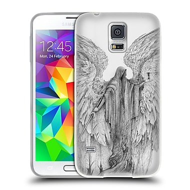 Official LA WILLIAMS ANGELS Grail Vision Soft Gel Case for Samsung Galaxy S5 / S5 Neo (C_AB_1D56E)