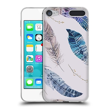 Official KRISTINA KVILIS FEATHERS Flying Soft Gel Case for Apple iPod Touch 6G 6th Gen (C_157_1DE02)
