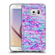 Official JACQUELINE MALDONADO PATTERNS Fervor Pink Turquoise Soft Gel Case for Samsung Galaxy S7 (C_1B9_1BDED)