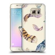 Official KRISTINA KVILIS FEATHERS Motion Soft Gel Case for Samsung Galaxy S7 edge (C_1BA_1DDFC)