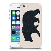 Official FLORENT BODART ANIMALS Bar Soft Gel Case for Apple iPhone 5 / 5s / SE (C_D_1AF83)