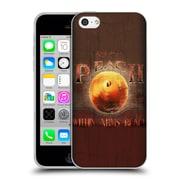 Official JOEL CHRISTOPHER PAYNE LOVE Peach Soft Gel Case for Apple iPhone 5c (C_E_1B3F7)