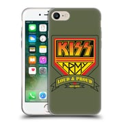 Official KISS ALBUMS Loud And Proud Soft Gel Case for Apple iPhone 7 (C_1F9_1D6AD)