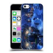Official JOEL CHRISTOPHER PAYNE HOLIDAY SEASON Snowman Crossing Soft Gel Case for Apple iPhone 5c (C_E_1B3F4)