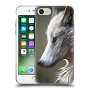 Official EXILEDEN CANINE Arctic Wolf Soft Gel Case for Apple iPhone 7 (C_1F9_1C83B)