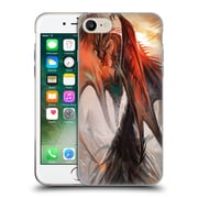 Official EXILEDEN FANTASY Dragon Soft Gel Case for Apple iPhone 7 (C_1F9_1C841)
