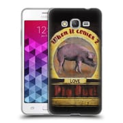 Official JOEL CHRISTOPHER PAYNE LOVE Pig Out Soft Gel Case for Samsung Galaxy Grand Prime (C_B5_1B3FA)