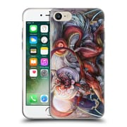 Official EXILEDEN FANTASY Fu Dog Soft Gel Case for Apple iPhone 7 (C_1F9_1C83F)