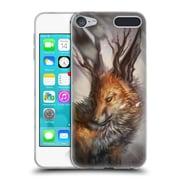 Official EXILEDEN CANINE Fantasy Fox Soft Gel Case for Apple iPod Touch 6G 6th Gen (C_157_1C838)
