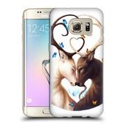 "Official JONAS ""JOJOESART"" JoDICKE WILDLIFE Circle Of Life Soft Gel Case for Samsung Galaxy S7 edge (C_1BA_1DBC9)"