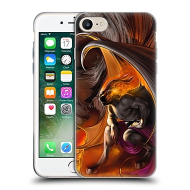 Official LA WILLIAMS FANTASY Lucifer Reigns Over Hell Soft Gel Case for Apple iPhone 7 (C_1F9_1D582)