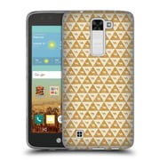 Official FLORENT BODART PATTERNS 2 Egyptology Soft Gel Case for LG K7 K330 / Tribute 5 (C_1BE_1AFC3)